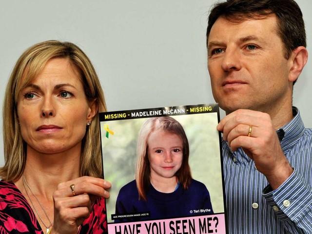 Fall Maddie McCann: Polizei durchsucht Kleingarten in Hannover