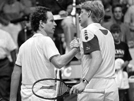 Alter Rabauke: John McEnroe zum Sechzigsten