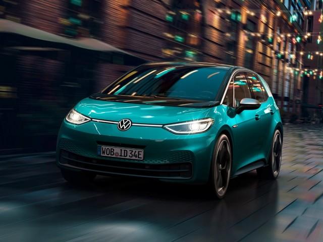 Ein VW ID.3 von Škoda? Kompaktes Elektroauto soll kommen