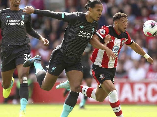 Klopp gegen Hasenhüttl : Liverpool zittert sich gegen Southampton zum Sieg