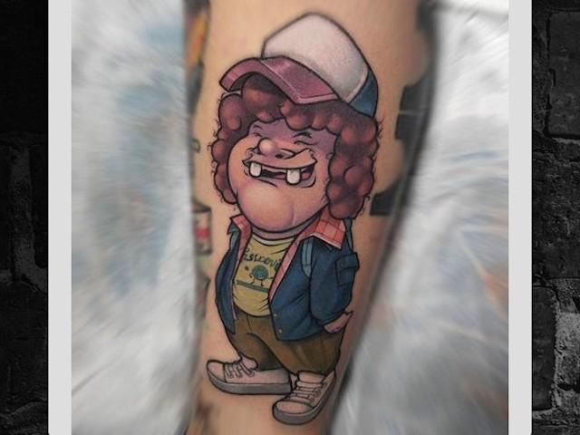 Großartige Comic-Tattoos von Künstler Thom Bulman aus New York