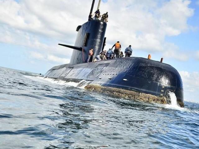 Verräterischer Fleck auf Radar - Ist es das vermisste U-Boot? US-Jet entdeckt Objekt auf dem Meeresgrund
