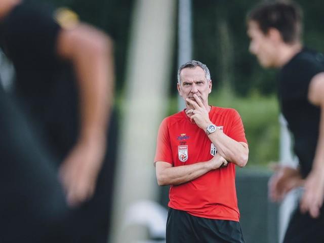 """LASK-Trainer Thalhammer: """"Wir wollen unberechenbarer werden"""""""