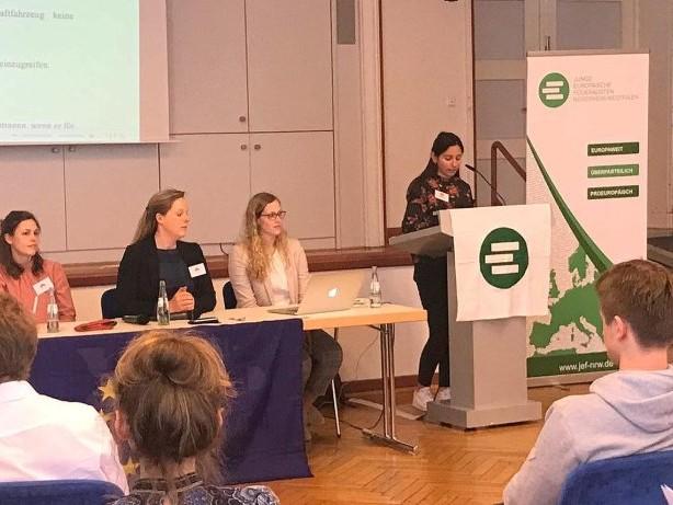 Europawahl: In Planspiel agieren Arnsberger Schüler als Europa-Politiker