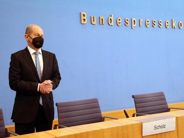 Haushalt: Scholz sieht Deutschland finanziell gewappnet