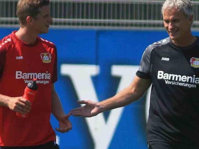 Vertrag bis 2022: Bayer 04 verlängert mit Co-Trainer Xaver Zembrod