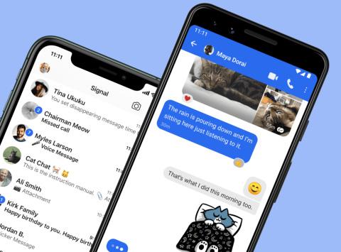 Neue Nummer 1 im App Store: WhatsApp-Nutzer flüchten zu Alternative