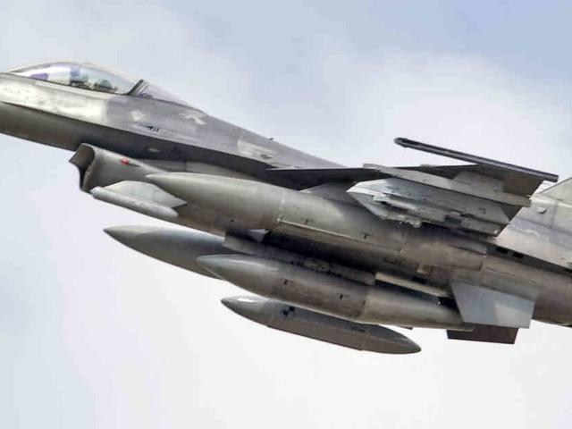 F-16-Absturz: Kampfjet donnerte vor dem Absturz kilometerweit ohne Pilot über die Eifel