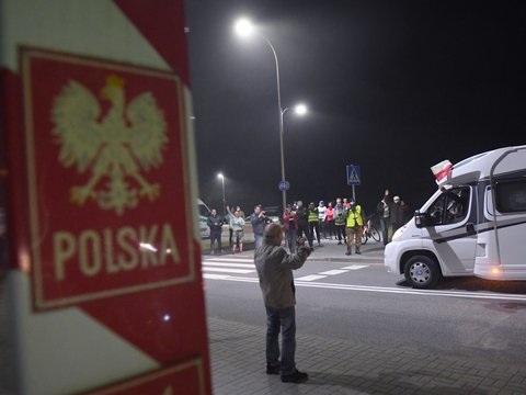 Polen öffnet die Grenzen wieder: Nachbarstädte feiern