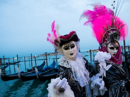 Coronavirus in Italien - Karneval von Venedig wird abgebrochen