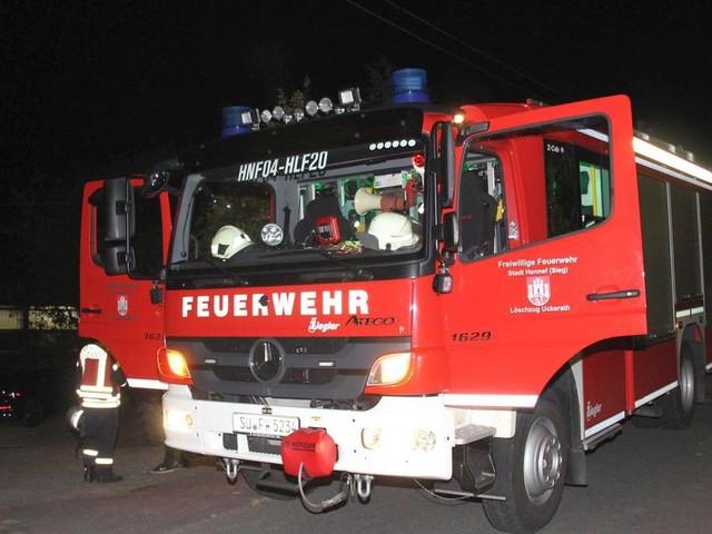 Unfall in Hennef: Traktor klemmt Fuß eines Neunjährigen ein