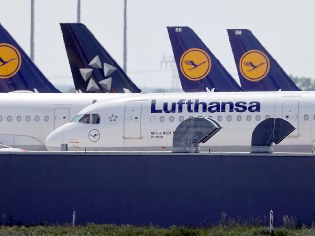 EU verschärft Rettungspaket: Lufthansa muss Landerechte abgeben