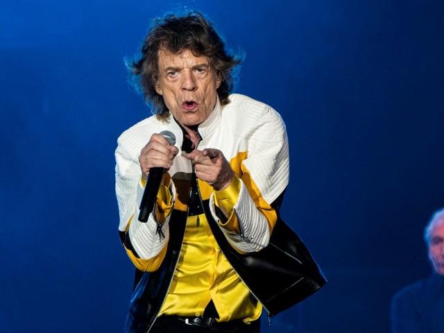 Rolling Stones: Mick Jagger und Bandkollegen erinnern bei Konzert an Charlie Watts