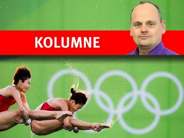 Fernköstlich: Hyödytön munapää! Olympia ist ein Wettbewerb der Buchstaben