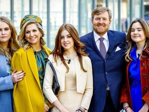 Royals - Königin Máxima: Dank Corona mehr Zeit für Familie