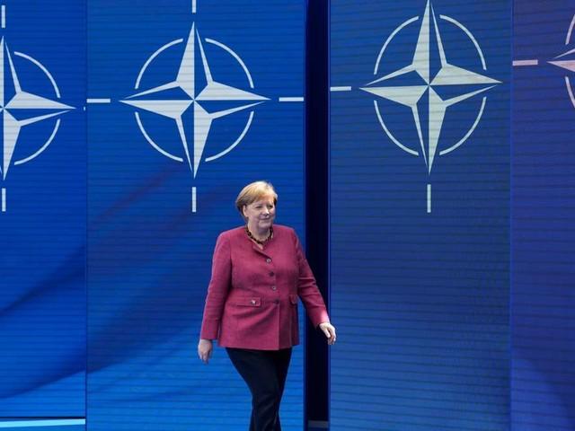 Nato-Gipfel richtet deutlichen Worte an Peking - Nur Merkel will China-Gefahr nicht überbewerten