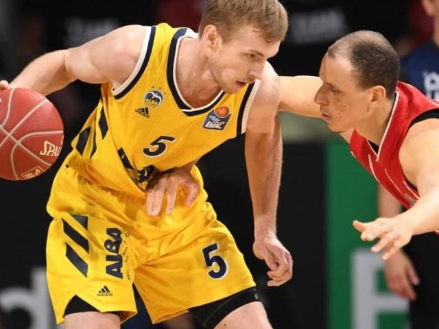 Alba-Kapitän Giffey wechselt nach Kaunas
