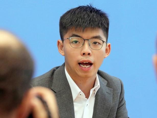 Bundesregierung: Wong: Berlin und Hongkong an der Front eines Freiheitskampfs
