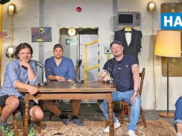 Neue Streaming-Show Salon Prestige: Der Schutzkeller wird zur Kulturarena
