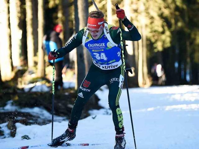 Weltcup in Pokljuka: Deutsche Biathleten bei nächstem Bö-Sieg weit abgeschlagen