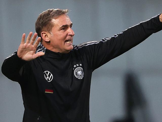 DFB-Team: Kuntz darf gehen: DFB gibt U21-Coach die Freigabe für die Türkei