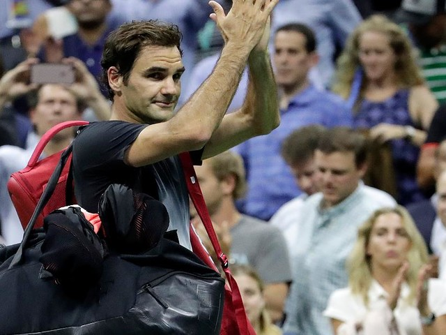 +++ US Open im News-Ticker +++ - Federer gestoppt, vier US-Frauen im Halbfinale