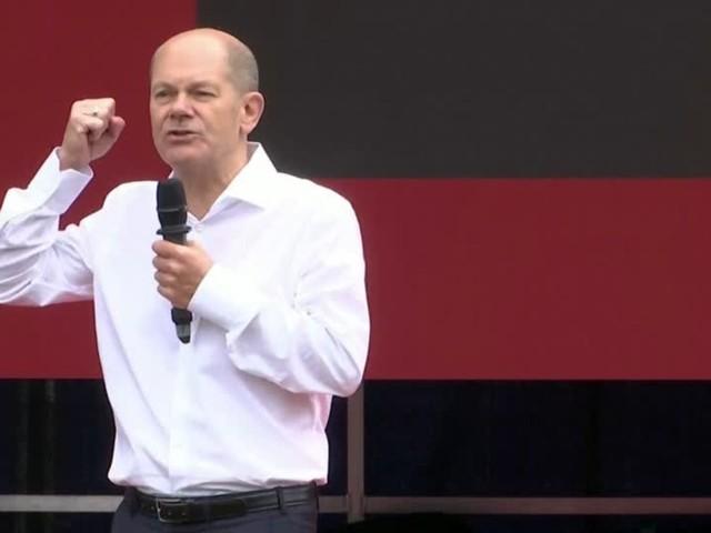 Video: Scholz macht Mindestlohnerhöhung und Rentengarantie zur Koalitionsbedingung