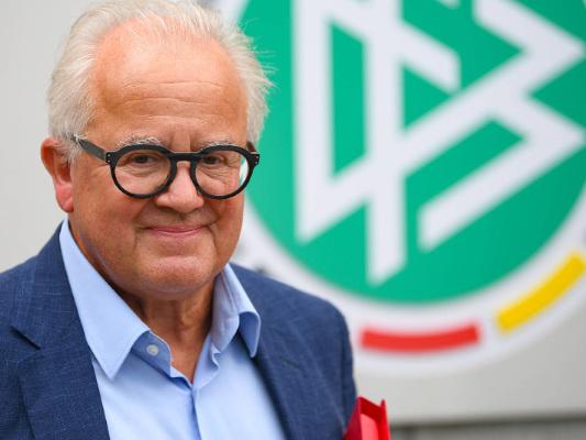 DFB-Chef Fritz Keller erklärt sich zum Rücktritt bereit.