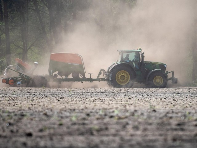 Bauernverband: Extremwetter mit neuem Ausmaß bedroht Produktion