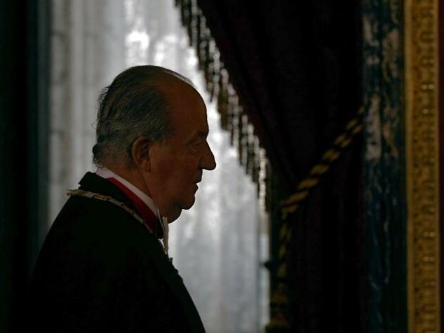 Spaniens Ex-Monarch Juan Carlos: Ein König stiehlt sich davon
