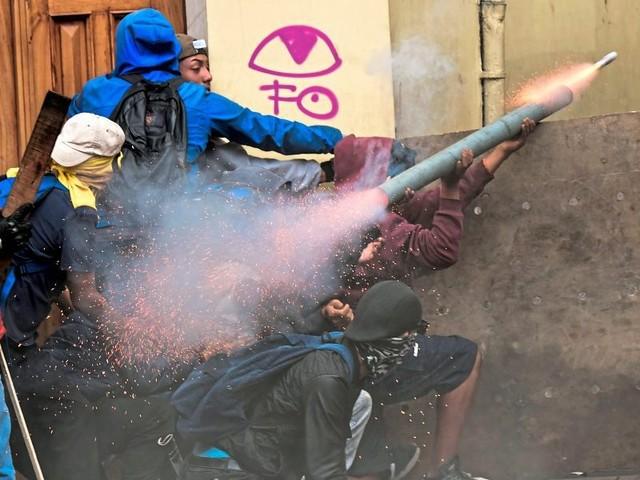 Ecuador soll Opec verlassen: Moreno zieht Sparkurs trotz Protesten durch