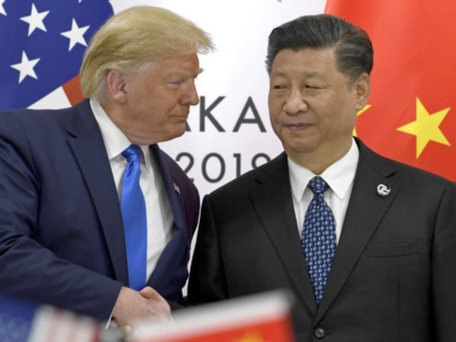 Handelsstreit mit China: USA ziehen Zölle nochmal kräftig an