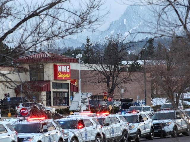 Zehn Tote nach Schießerei in US-Supermarkt