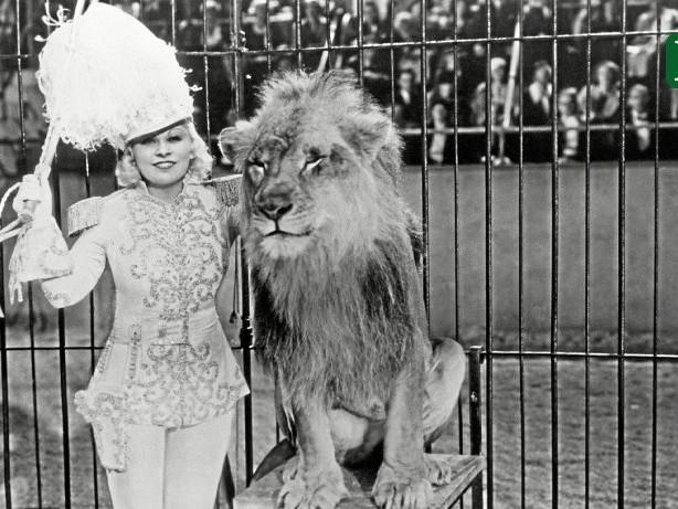 Berlinale: Mae West: Selbst Löwen kuschen vor dieser Frau