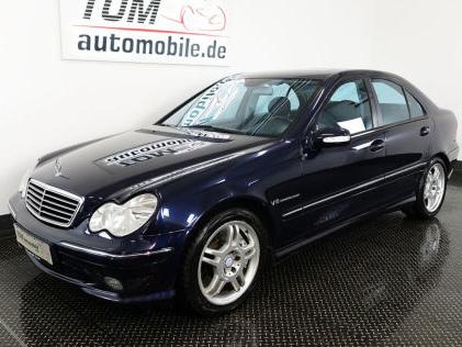 Mercedes-Benz C-Klasse AMG: Leistung, Motor, Preis Über 350 PS für unter 10.000 Euro