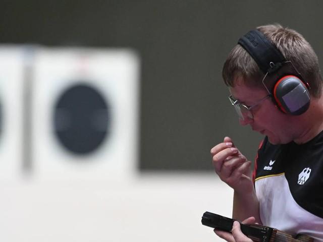 Olympia-Liveblog: Reitz verpasst Medaille mit der Schnellfeuerpistole