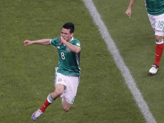 Mexiko löst mit Sieg gegen Panama sein Ticket zur WM 2018