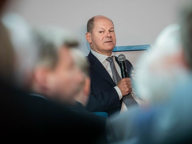 Olaf Scholz: Erlöse aus 5G-Auktion sollen nicht für Bundeshaushalt verwendet werden