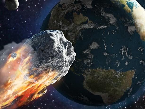 Asteroid trifft Erde? Nicht mit diesen 3 Abwehrmethoden