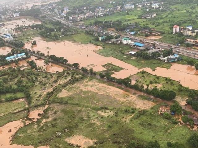 Indien nach Monsun: Mindestens 115 Tote durch Erdrutsche und Überschwemmungen