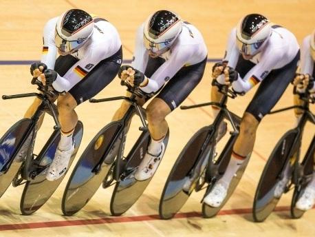 Bahnrad-EM: Vogel und Welte sprinten an Titel vorbei