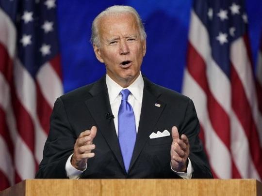 US-Wahlkampf - Biden will die Spaltung der USA überwinden