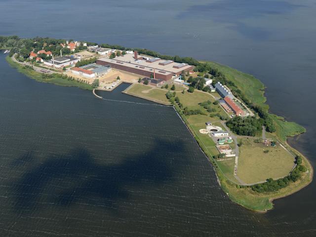 Geheime Versuche: Riems ist die gefährlichste Insel Deutschlands
