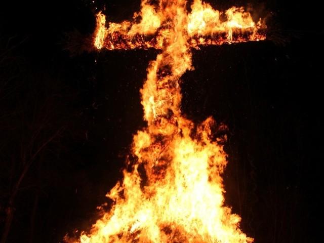 In Erdorf brennt der Strihmaan