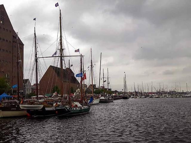 Impressionen von der Hanse Sail