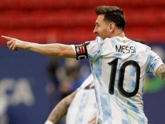 Wie Messi seinen ersten großen Titel mit Argentinien holen will