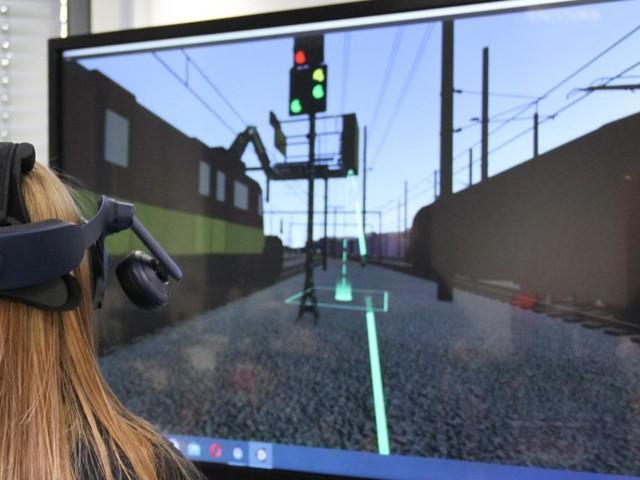 Lehrlinge: Virtuelle Reparaturen mit VR-Brille und 3D-Drucke für Echt-Einsatz