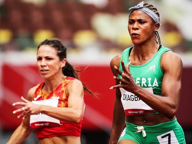 Positiver Doping-Test: Nigerias Sprintstar und Weitspringerin Okagbare suspendiert