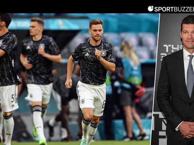 """Exklusiv: Ballack rät DFB-Team zu Viererkette und """"mehr Mut"""" gegen Portugal"""