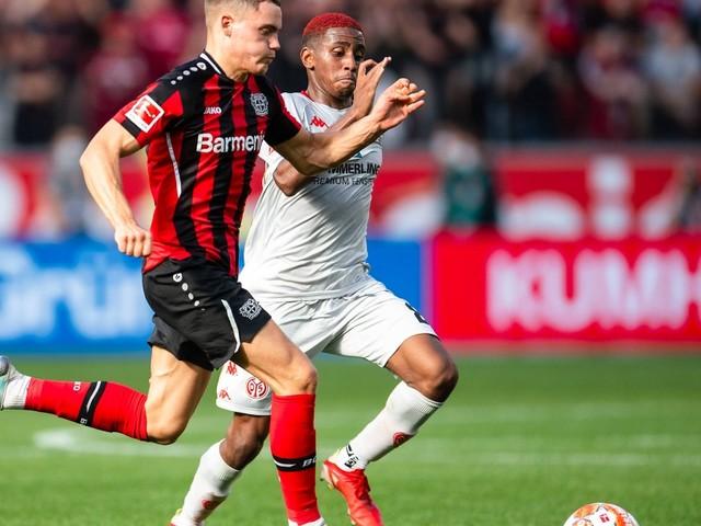 Leverkusen gegen Mainz: Wirtz macht's für 04 gegen 05